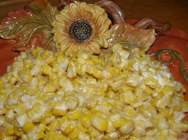 Crock Pot Corn