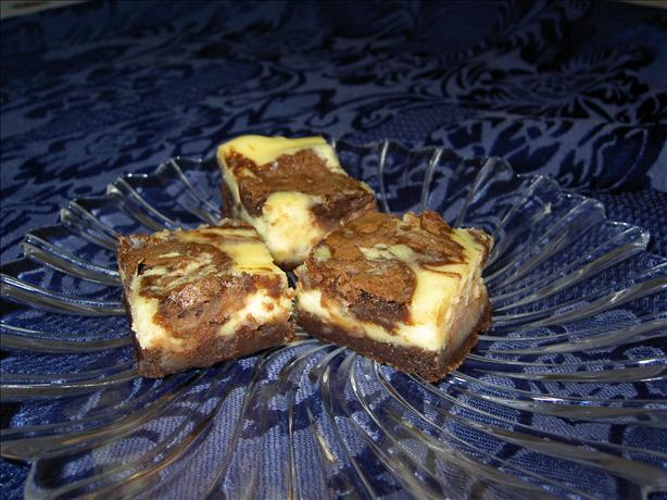 The Ultimate Cream Cheese Swirled Brownie