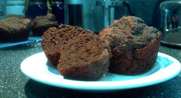 Choco-Low Fat Muffins
