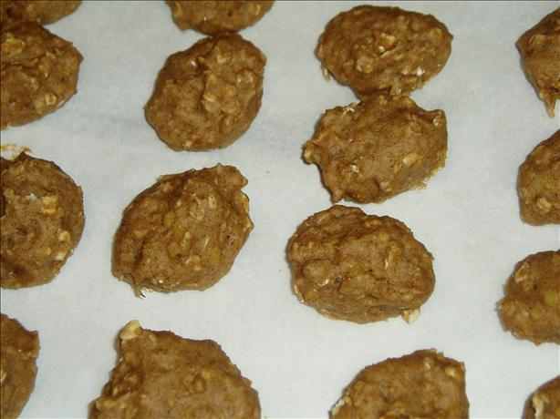 Spicy Soybean Cookies