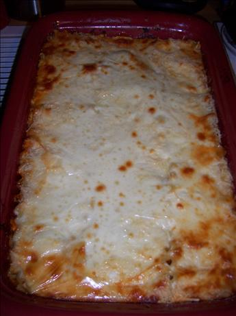 Ed's Lasagna
