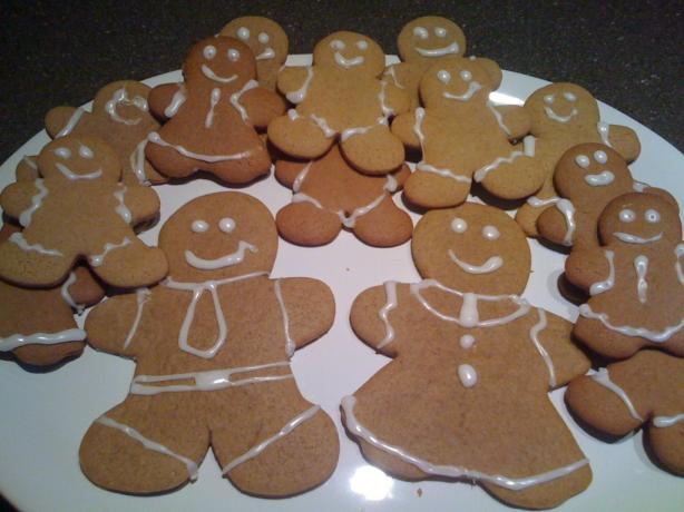 Best Gingerbread Men