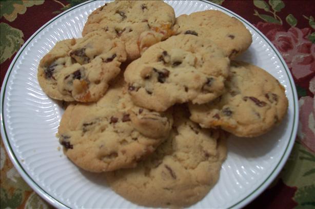 Fruitcake Cookies