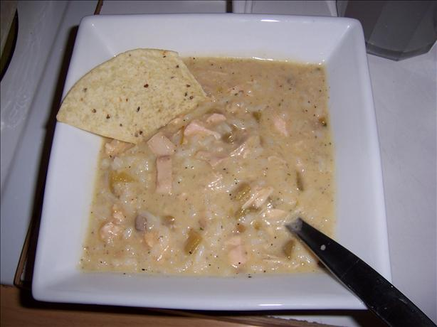Season's Crock Pot Chicken Rice Soup