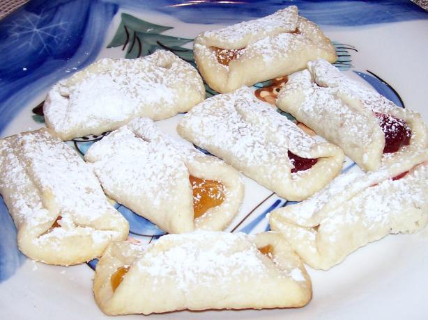 Grandma's Kolacky Cookies