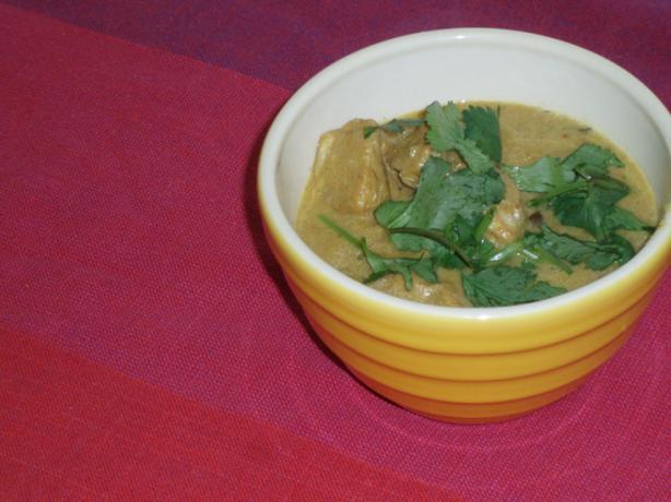 Delicious Ceylon Pork Curry