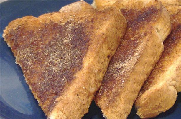 Ty's Winter Toast