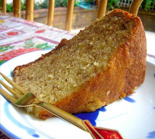 Grandaunt's Banana Cake