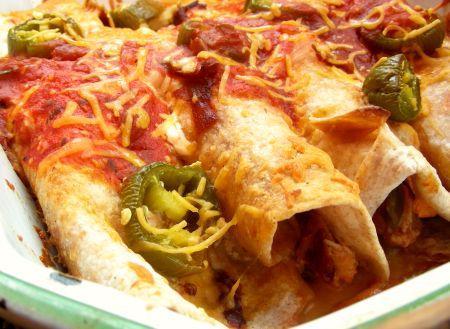 Ww Chicken Enchiladas