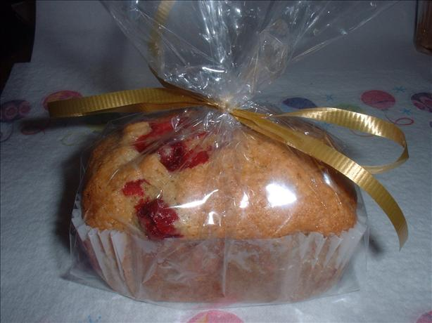 Charlotte's Whole Cranberry Bread