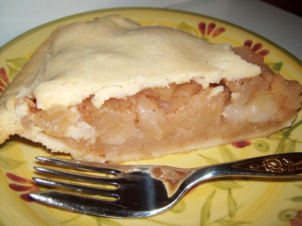 Flying High Apple Pie