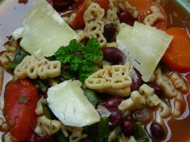 Yet Another Minestrone