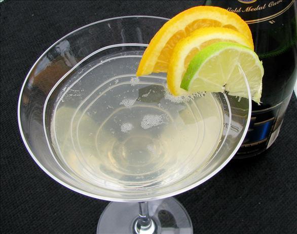 San Diego Style Champagne Margarita
