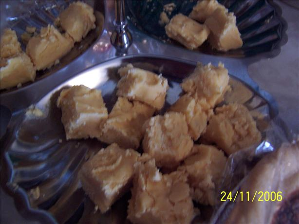 Creamy Pumpkin Fudge