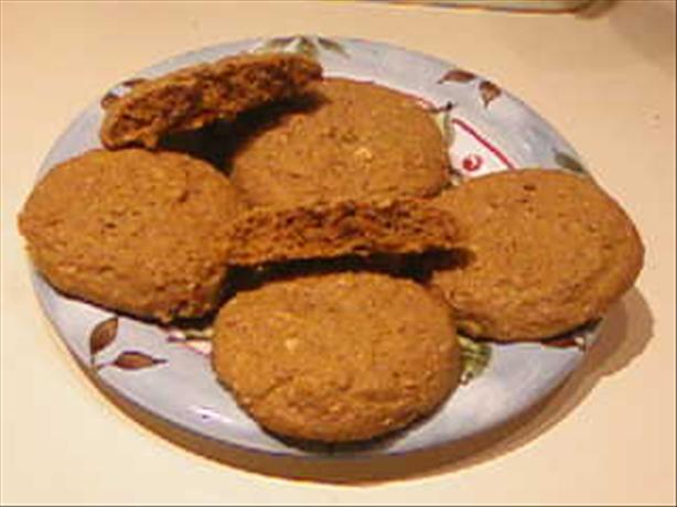 Peanut and Oatmeal Cookies