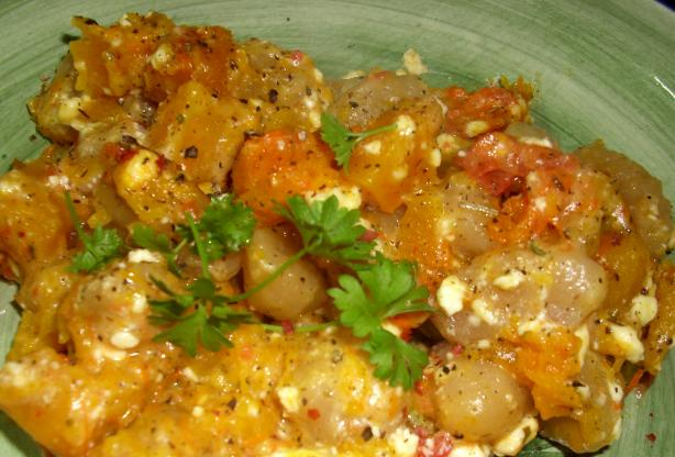Tweaked Gnocchi With Butternut Squash