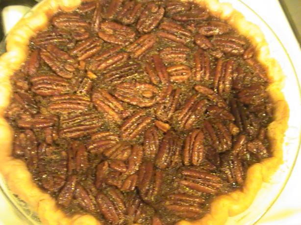Grandmother Thornton's Pecan Pie