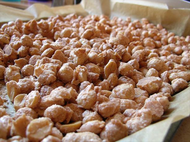 Wendy's Peanuts