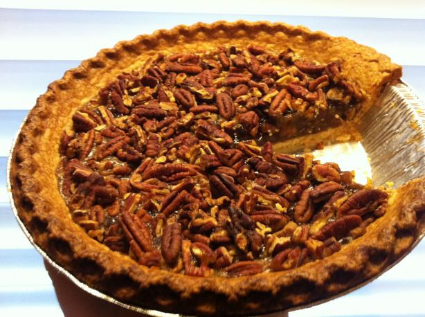 Bryanna's Vegan Pecan Pie