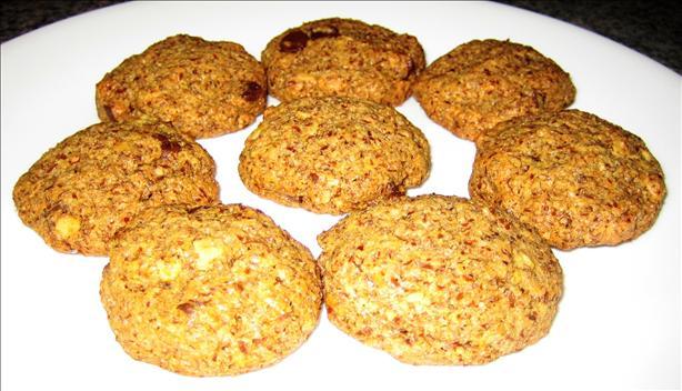 Fabulous Fiber Chocolate Chip Cookies