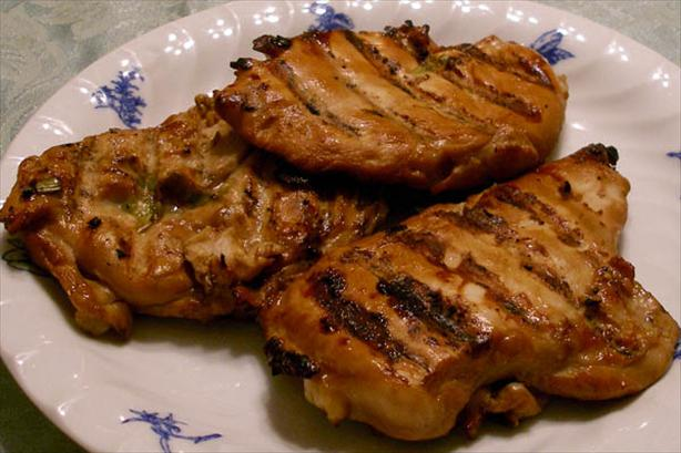 Soy Lime Marinade