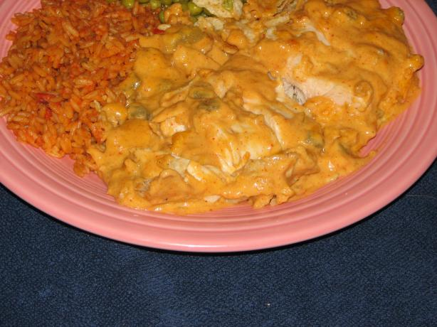 Vanita's Mexican Chicken Breast