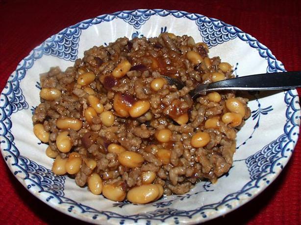 Hamburger Beans