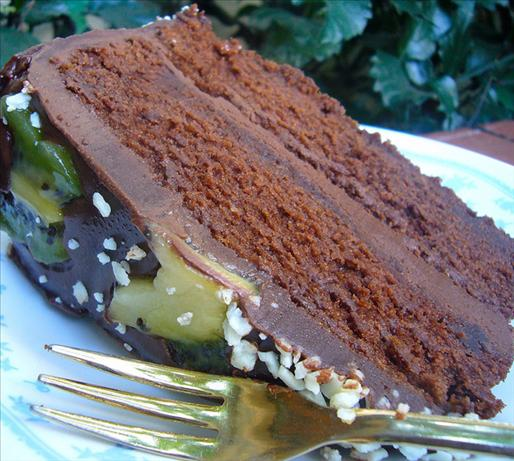 Triple D Fudge Cake