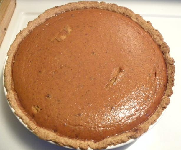 Pam's Pumpkin Pie