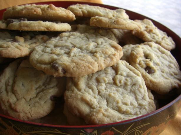 Grandma Best's Chocolate Chip Cookies