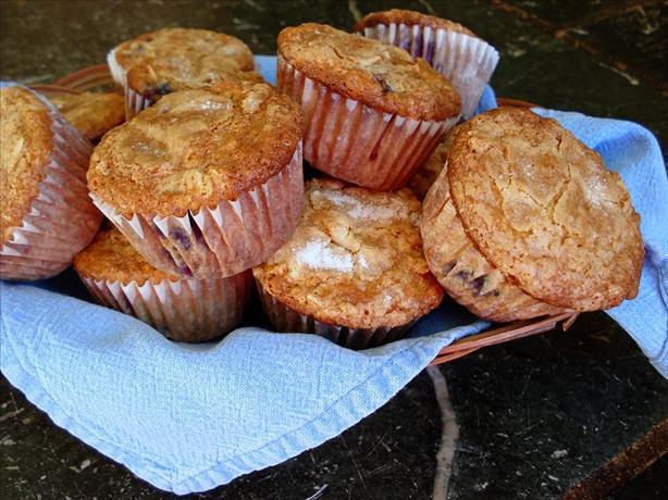 Sugar Hill Blueberry Muffins