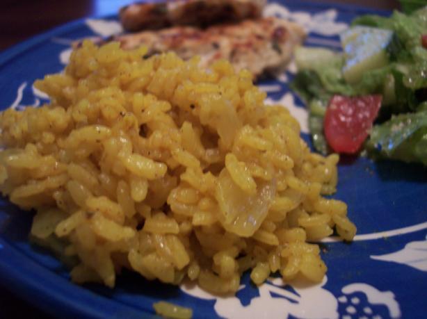 Yemenite Rice