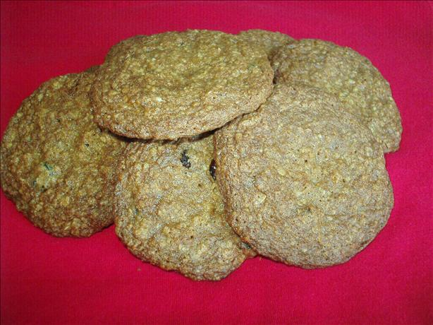 Kat's Mom's Family Oatmeal Cookies