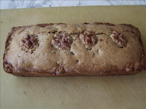 Date and Walnut Cake