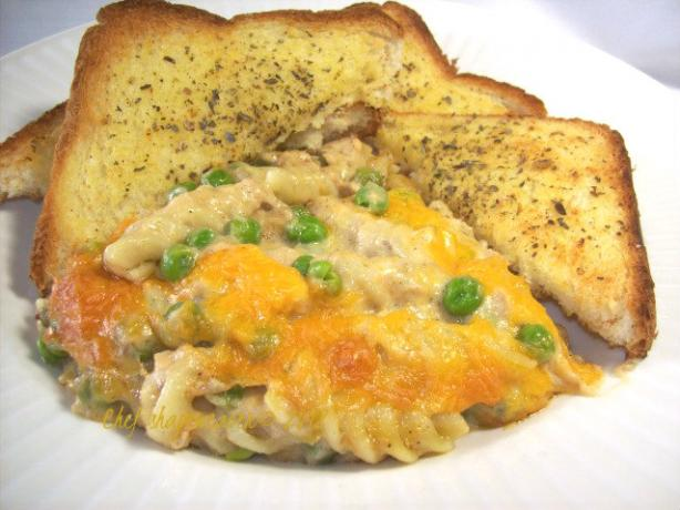 Catch of the Day Casserole