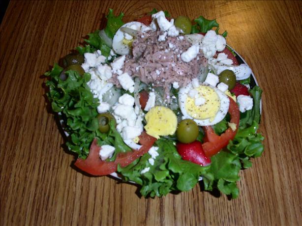 Slata Tunisiya - Tunisian Salad