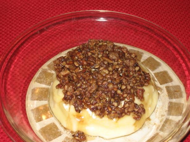 Brandy Nut Brie