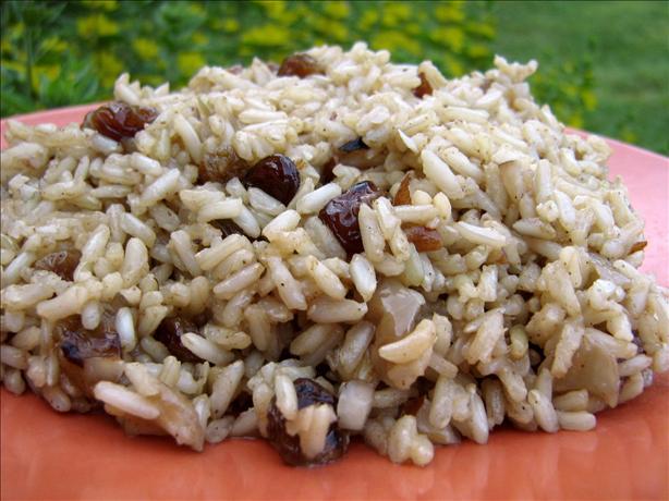 Spiced Basmati