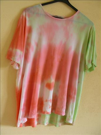 Kool Aid Tie Dyed T-Shirts