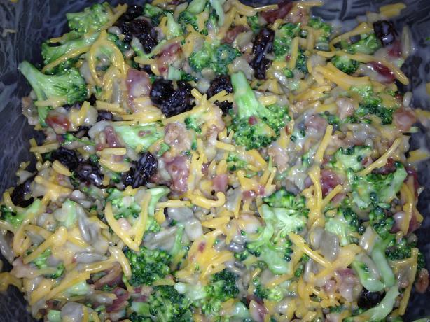 Broccoli Madaline Salad