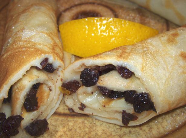 Welsh Crepes (Ffrois)