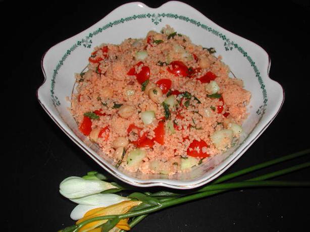 Brigitte's Tabbouleh Salad