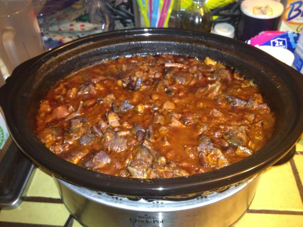 Chevon (Goat) Stew