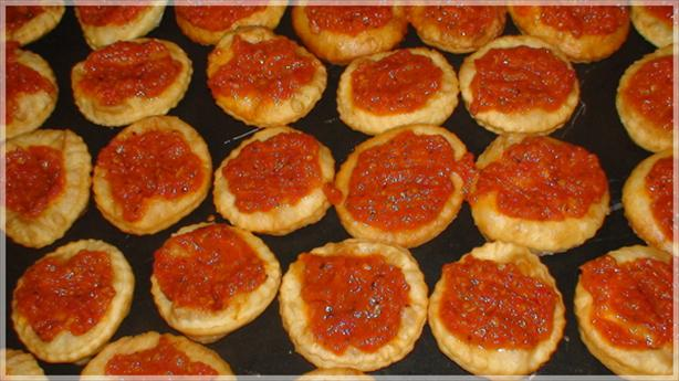 Mini Fried Pizza