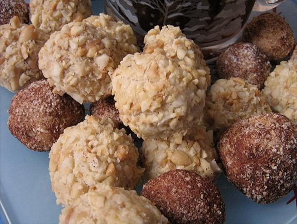 Sugar Free Peanut Balls