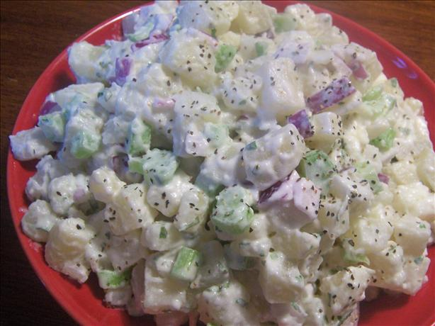 Easy Tarragon Potato Salad