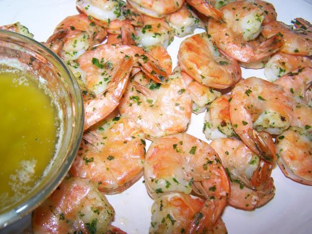 Skillet Roasted Shrimp