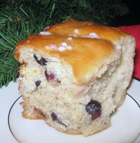 Christmas Bubble Bread