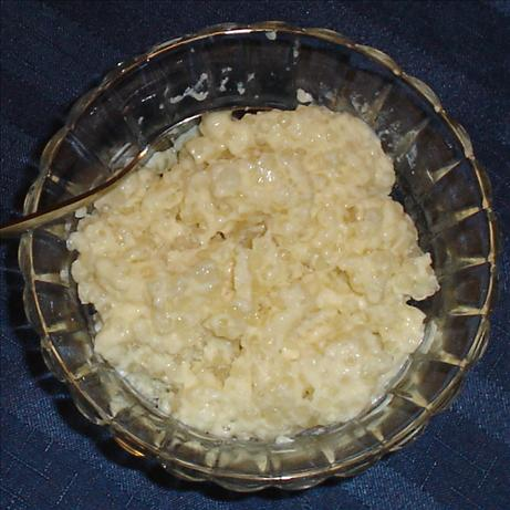 Tapioca Pudding - Easy Microwave Method