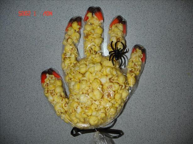 Really Cool Creepy Halloween Hand!